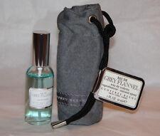 Geoffrey Beene Eau De Grey Flannel Eau de Toilette 1oz/30ml w/ Pouch - Sealed