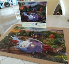 PUZZLE 500 PIECES XL JIGSAW PUZZLE CAMPERS COMING HOME