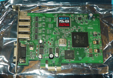 Motu PCIe-424 Recording Interface Card for 2408 1224 HD192 PCI interfaces