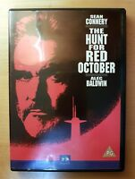 The Hunt for Red October (DVD, 2000)