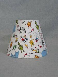 Dr. Seuss Lamp Shade