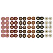 30 Sets Mixed Magnetic Buttons Clasp Snap for Sewing Craft Purse Bag Clothes