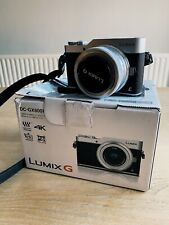 Panasonic GX800 Mirrorless Camera +12-32mm Lens DC-GX800KEBS