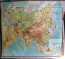 Scheda crocifissi Muro Carta schulkarte Asia Asia Cina 6m 1949 Roll carta 202x188cm