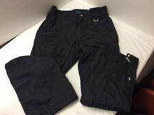 Killy Black Ski Snowboard Snow Pants Men's 36 RECCO Rescue System Waterproof AWT