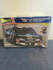 REVELL DALE EARNHARDT MODEL KIT NASCAR 3 GOODWRENCH 2000 Chevrolet MONTE CARLO