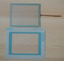 New Siemens TP270-10 6AV6545-0CC10-0AX0 Touchscreen / glass + protective film
