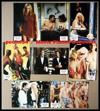 UNE VRAIE BLONDE - Modine,Keener,Hannah - JEU 8 PHOTOS / 8 FRENCH LOBBY CARDS