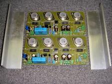 2 X JLH HOOD 1996 UPDATED CLASS A 30W AUDIO POWER AMPLIFIER KIT