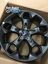 "4 NEW 19"" FORD ESCAPE BLACK MATTE BLACK WHEELS RIMS 2013 - 2017 NO CORE CHARGE"