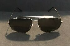 Tom Ford Sunglasses Georges TF 496 28J Gold/Matte Brown UV Protection Size 59