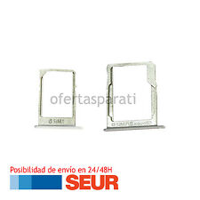 BANDEJA PORTA TARJETA SIM Y MICRO SD BLANCO PARA SAMSUNG GALAXY A3 (A300F) A5 A7