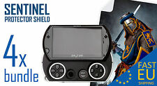 4x PSP GO myShield screen protector. Give +1 armor to your PSP!