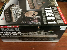 King & Country WS220 (131 ) Tiger 1 Winter Camo (Special Marking 131) ----  NEW
