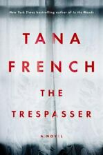 The Trespasser by Tana French (2016, Hardcover First Ed.)