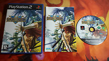 SAMURAI SHODOWN V PAL SNK PLAYSTATION 2 PS2 ENVÍO 24/48H