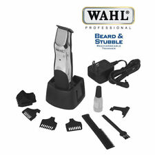 WAHL BEARD & STUBBLE & Moustache Rechargeable Trimmer CORD/CORDLESS 9918-4212