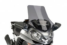 PUIG TOURING SCREEN KAWASAKI GTR1400 15-18 DARK SMOKE