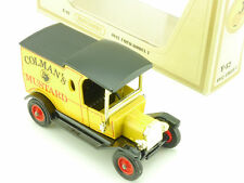 Matchbox Y-12 MOY Yesteryear Ford T Colman's Mustard OVP 1603-28-36