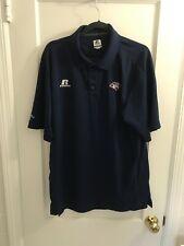 New listing Russell Rare Australian Baseball League Abl Mlb Large Dri Power Polo Golf Shirt