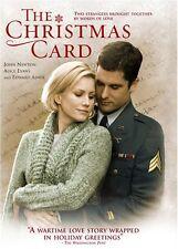 THE CHRISTMAS CARD (2006 John Newton, Alice Evans)  -  DVD - REGION 1 - SEALED