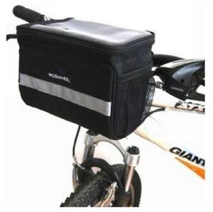 Roswheel MTB Bike bike bicycle handlebar bag for smartphone bag case waterproof