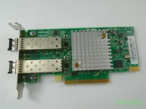 SOLARFLARE S6102 SF329-9021 DUAL PORT 10GB With 2 GBIC's Low Profile