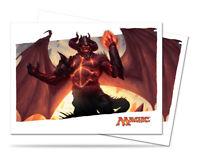 Ultra Pro Magic the Gathering: Battle for Zendikar Deck Sleeves 3 (80 Count)