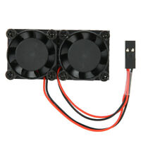 Dual Cooling Fan Kit Module With Heatsink Module For 4B Board 5V