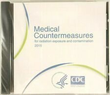 CDC Medical Countermeasures Radiation Exposure DVD ROM - Survival, CD ROM