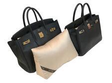 Bag-a-Vie Fits Hermes Birkin 30 Purse Pillow Storage Handbag Insert Shaper