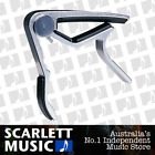 Jim Dunlop Nickel Acoustic Trigger Capo J83CD - MADE IN USA *BRAND NEW* for sale