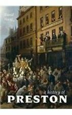 A History of Preston by Hunt  New 9781859361719 Fast Free Shipping..