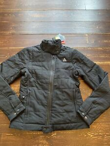 Womens Nike ACG Lightweight Jacket Size Small UK 10 Black Considered