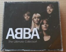 SEALED Abba - The Ultimate Collection 4 x Cd Set Very Rare. Mamma Mia Waterloo