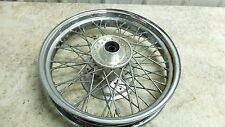99 Honda VT1100 CT 1100 Shadow ACE Tourer front wheel rim