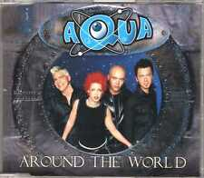 Aqua - Around The World - Promo CDM - 2000 - Eurodance 1TR