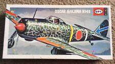 UPC MODEL AIRPLANE KIT Oscar Nakjima K143 1/50 Scale