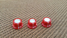 3pcs Boss Pedal Knob w Set Screw SD OC CS CE DD OD TW DM DC DF PH TW RC DS BD