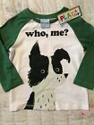 Peter+Alexander+Dog+print+tshirt.raglan.australian+brand.green+white.animal.2.