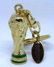 Fussball WM 2006 Deutschland Schlüsselring Pokal vollplastisch Metall OVP NEU