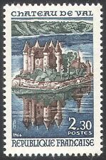 France 1966 Chateau/Buildings/Architecture/Tourism/Heritage 1v (n32935)
