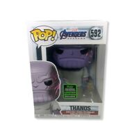 Funko POP! Marvel Avengers Endgame Thanos #592 ECCC 2020 Exclusive