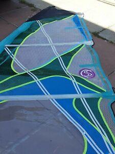 Simmer Blacktip 5.3 WindSurfing Sail.  2014 model