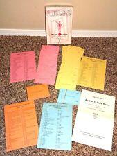Progress An LDS Quiz Game Family Night LDS Mormon Game 1958 Vintage Rare