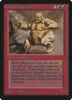 Earth Elemental - BETA Edition  - Old School - MTG Magic The Gathering