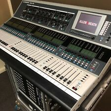 Allen & Heath iLive-144 sound desk, IDR-64 Stage Box