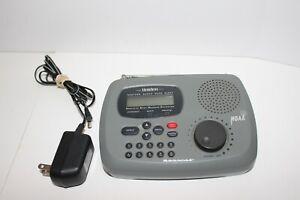 Uniden Bearcat WX100 Antenna Weather Radio With Alert NOAA SAME - Rare