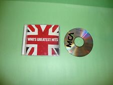 Who's Greatest Hits by The Who (CD, Apr-1988, MCA)