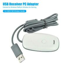 for Microsoft Xbox 360 USB Wireless Receiver Games Controller Adapter Windows PC